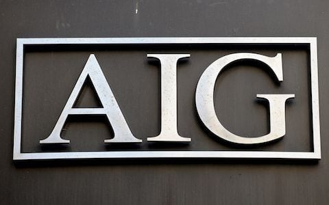 AIG Logo - AIG is reviewing its London headquarters after Brexit vote