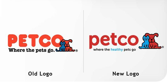 Petco Logo - Petco shares new look | Articles | LogoLounge