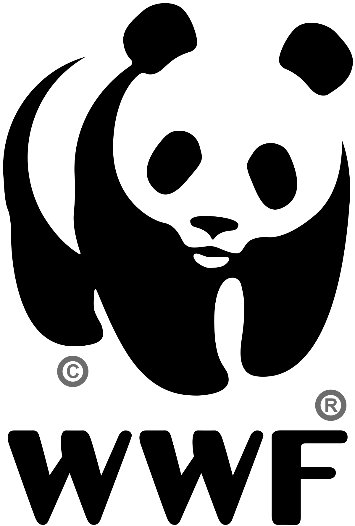 WWF Logo - World Wide Fund for Nature
