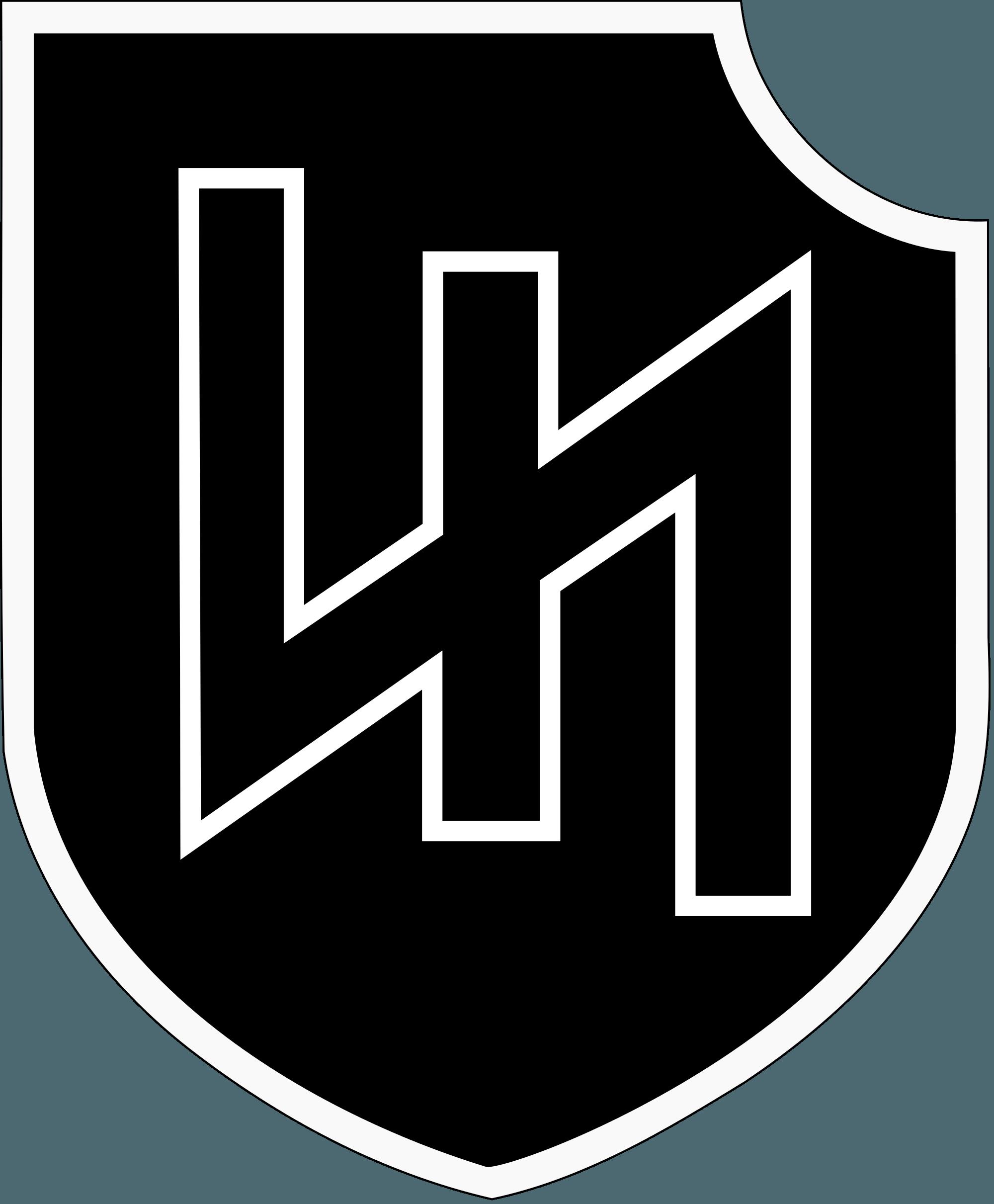 Nazi Symbol SS Logo
