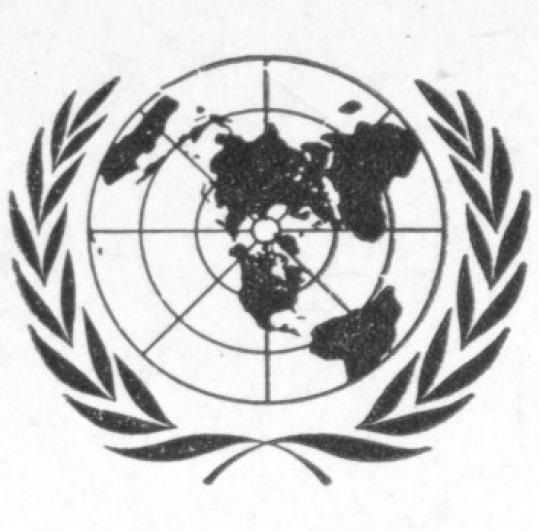 United Nations Logo - The OSS Architect Who Designed the UN Logo — Central Intelligence Agency
