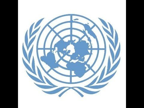 United Nations Logo - The United Nations logo and God's plans for our world! - YouTube