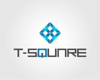 Square Logo - T-SQUARE Designed by hery | BrandCrowd