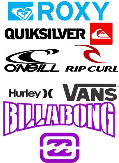 Skateboard Clothing Brands Logo - Favorite surf brand clothing | Clothes | Surfing, Surf brands, Surf logo