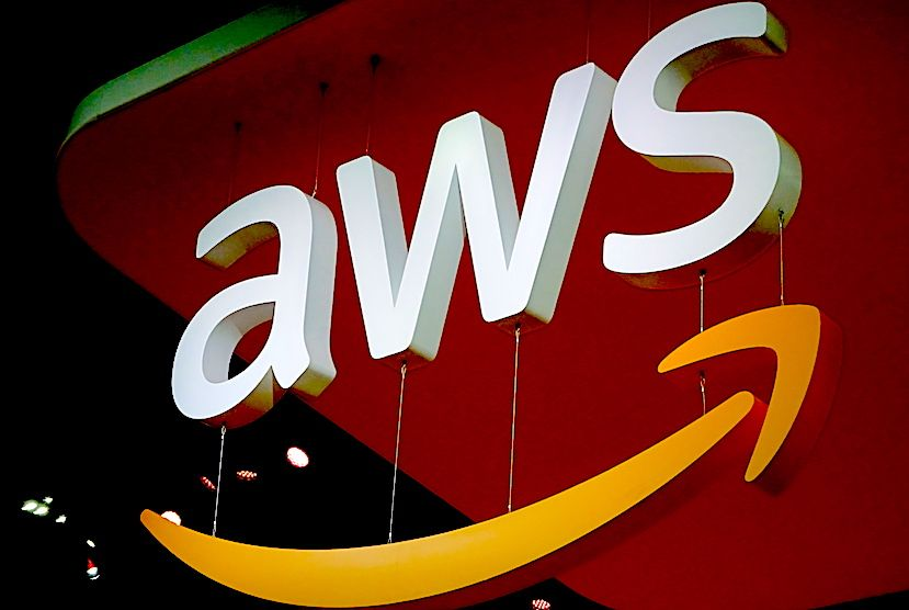 AWS Logo - Report: AWS could be moving into the data center networking business ...