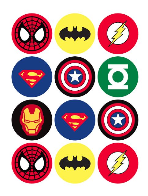 picture about Free Printable Superman Logo identify Printable Superhero Symbol - LogoDix