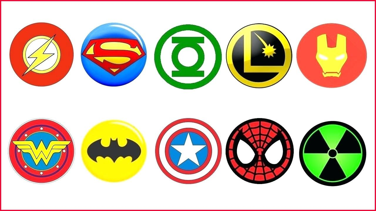 photograph relating to Printable Superhero Logos identify Printable Superhero Symbol - LogoDix