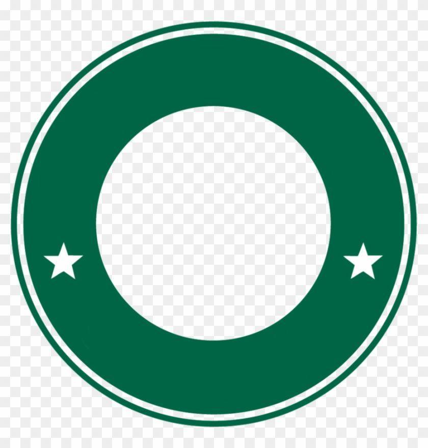 Blank Starbucks Logo Logodix