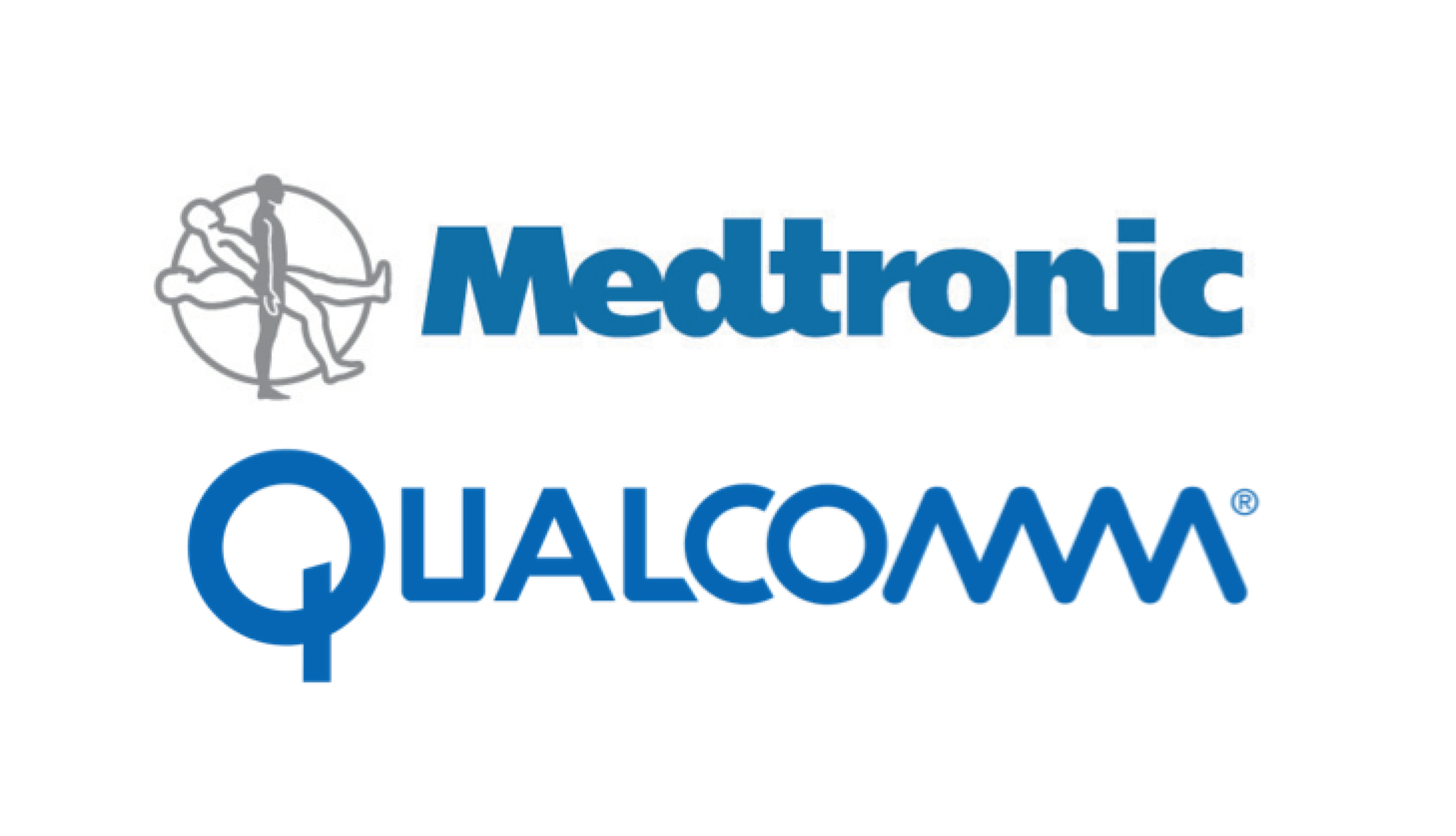 Qualcomm Logo - Medtronic and Qualcomm Partner To Develop Fully Disposable ...