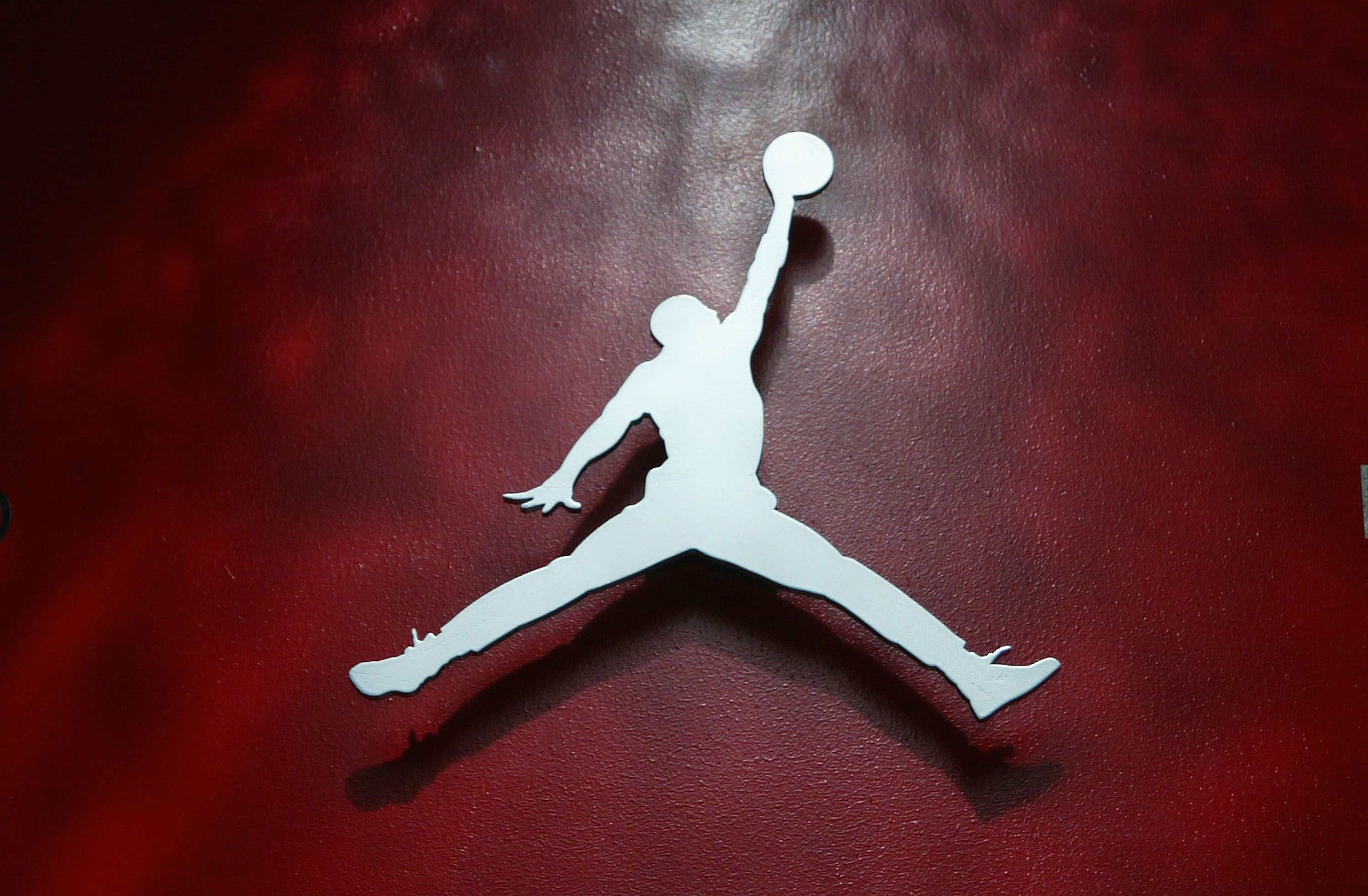 Air Jordan Logo - Nike: Michael Jordan Brand Store Opening In Chicago | Fortune
