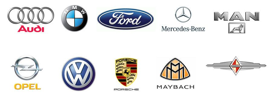 All German Car Logo Logodix