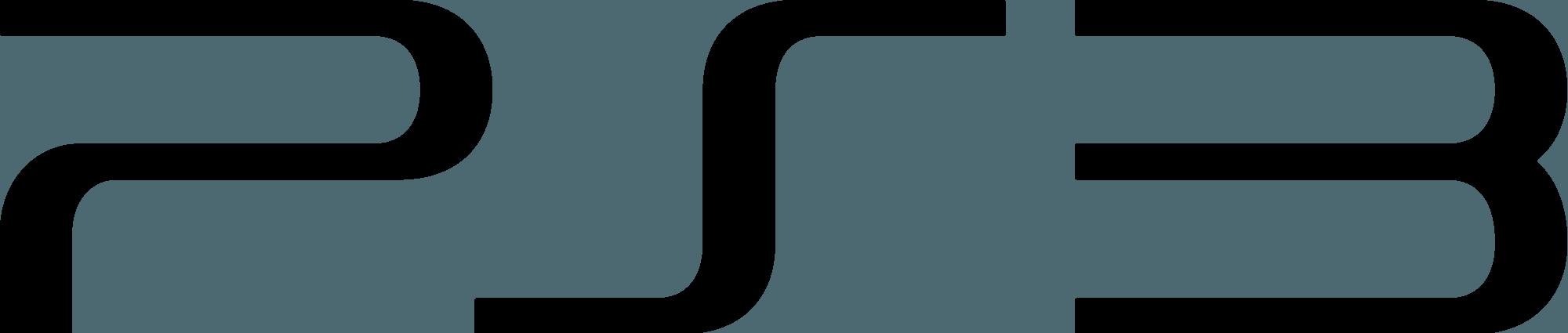 PlayStation 3 Logo - LogoDix