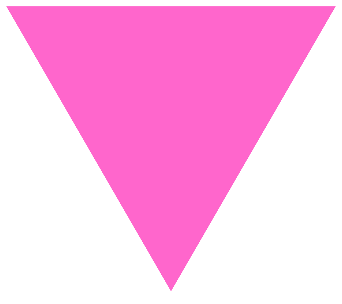 Silver C Yellow Triangle Logo - Pink triangle