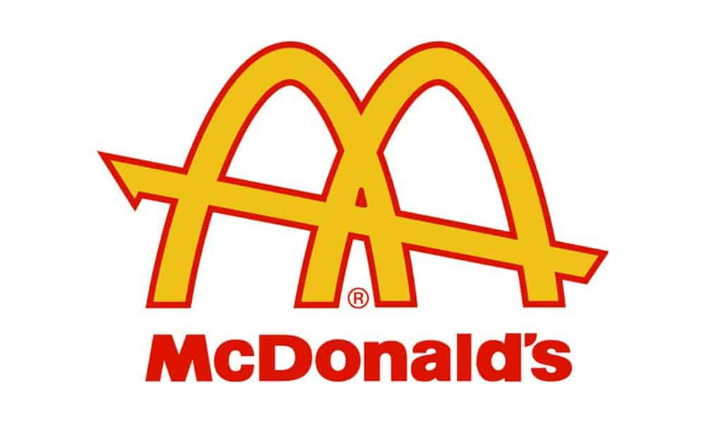 McDonald's Logo - History Of The McDonald's Logo Design - Evolution and Meaning