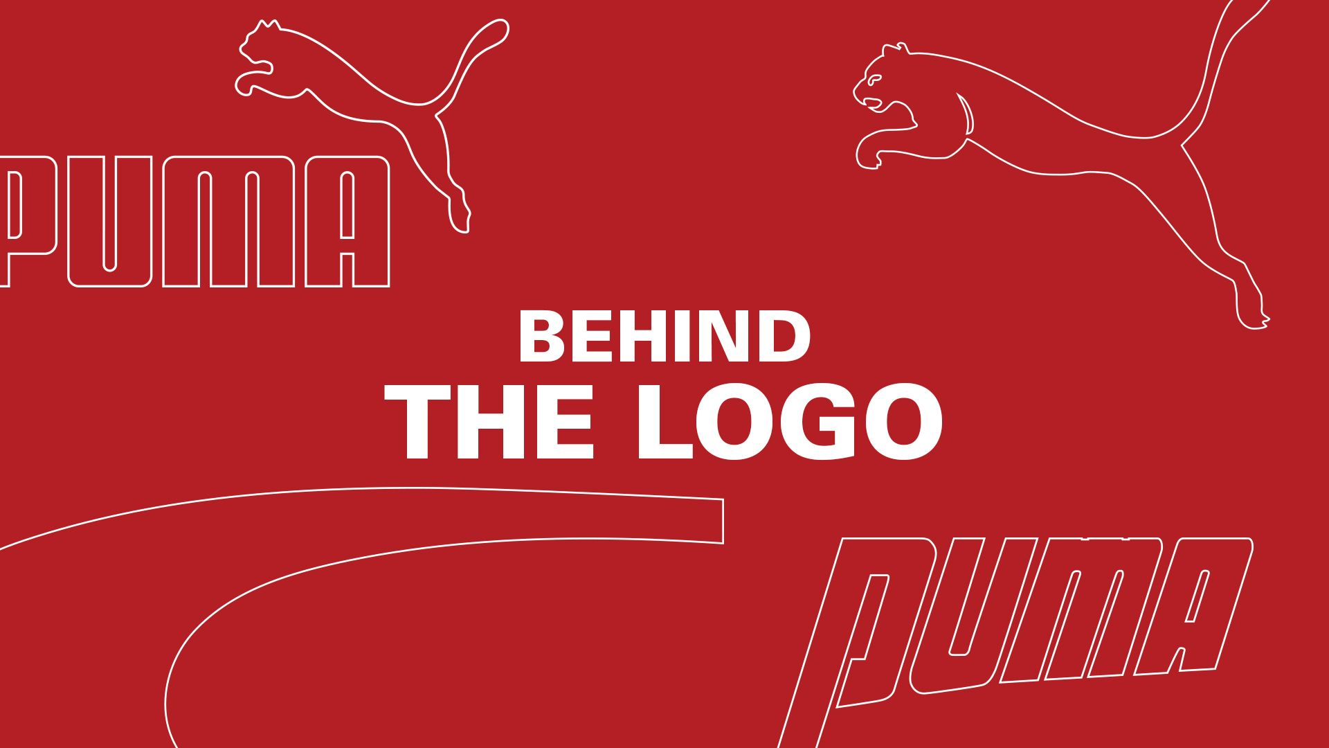 Puma Logo - Everything You Need to Know About PUMA's Iconic Cat Logo