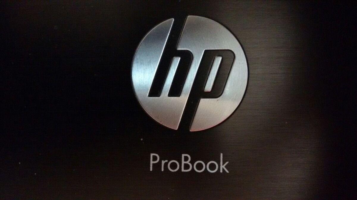 Hp Probook Logo Logodix
