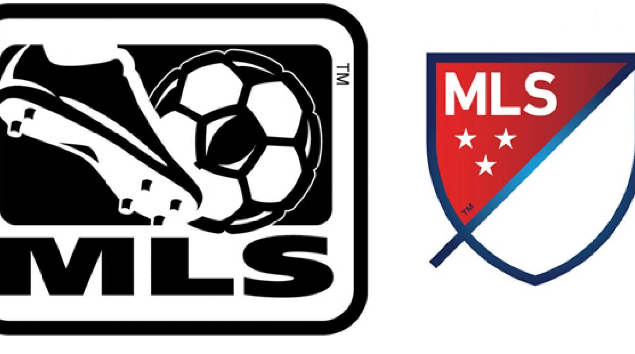 MLS Logo - Ahead of 20th season, MLS unveils new logo, branding to alter look ...