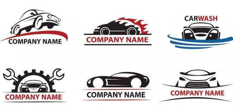 Vintage Custom Auto Shop Logo Logodix