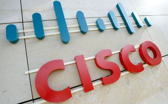Cisco Logo - Cisco profits drop 12 percent but stock rises on UK and US growth | V3