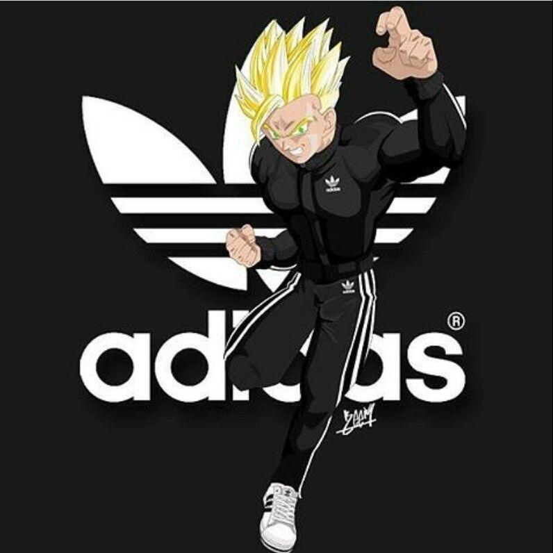 Supreme Goku Logo Logodix