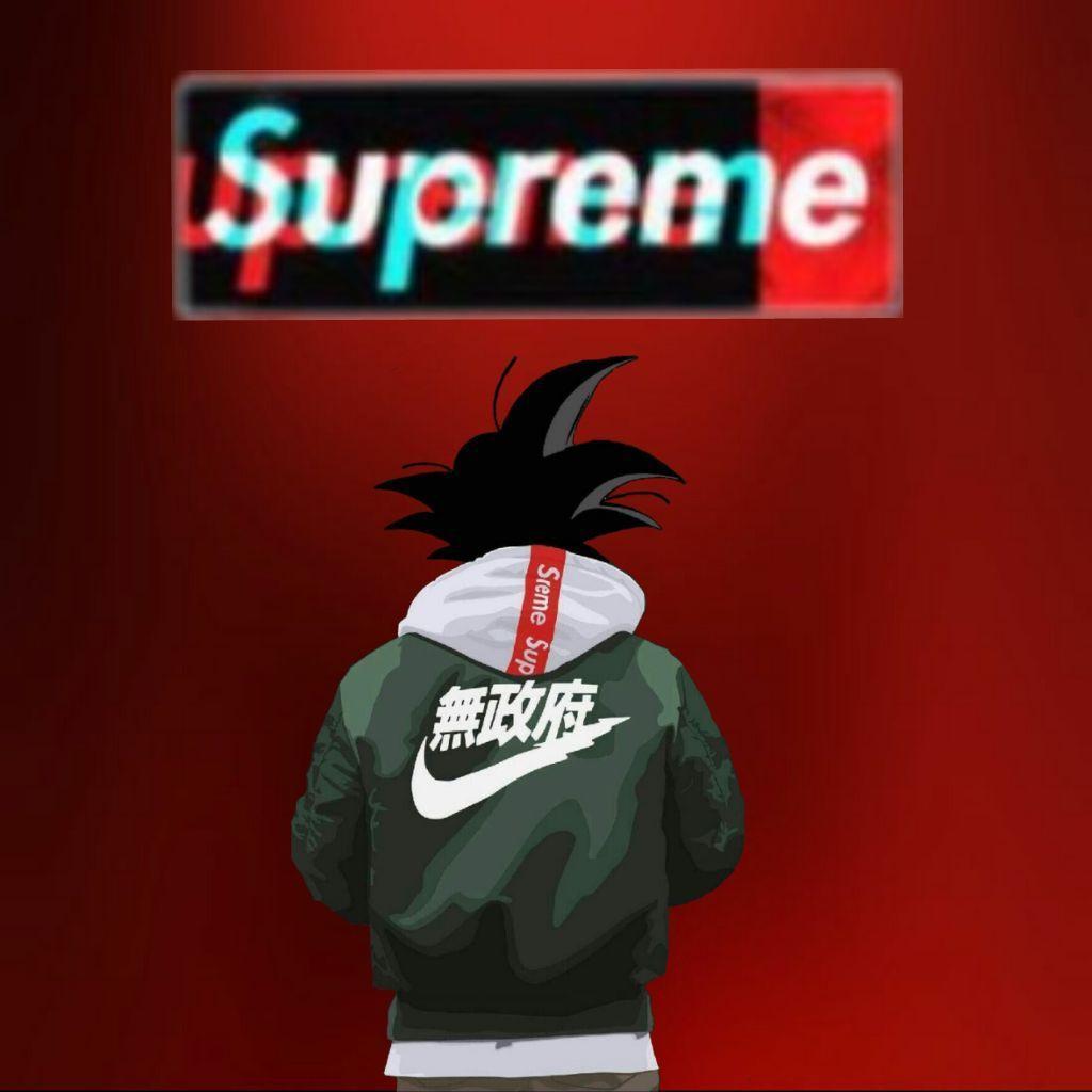 Supreme Goku Wallpaper   Desktop Game Wallpaper