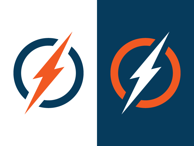 Lightning Bolt Logo - LogoDix