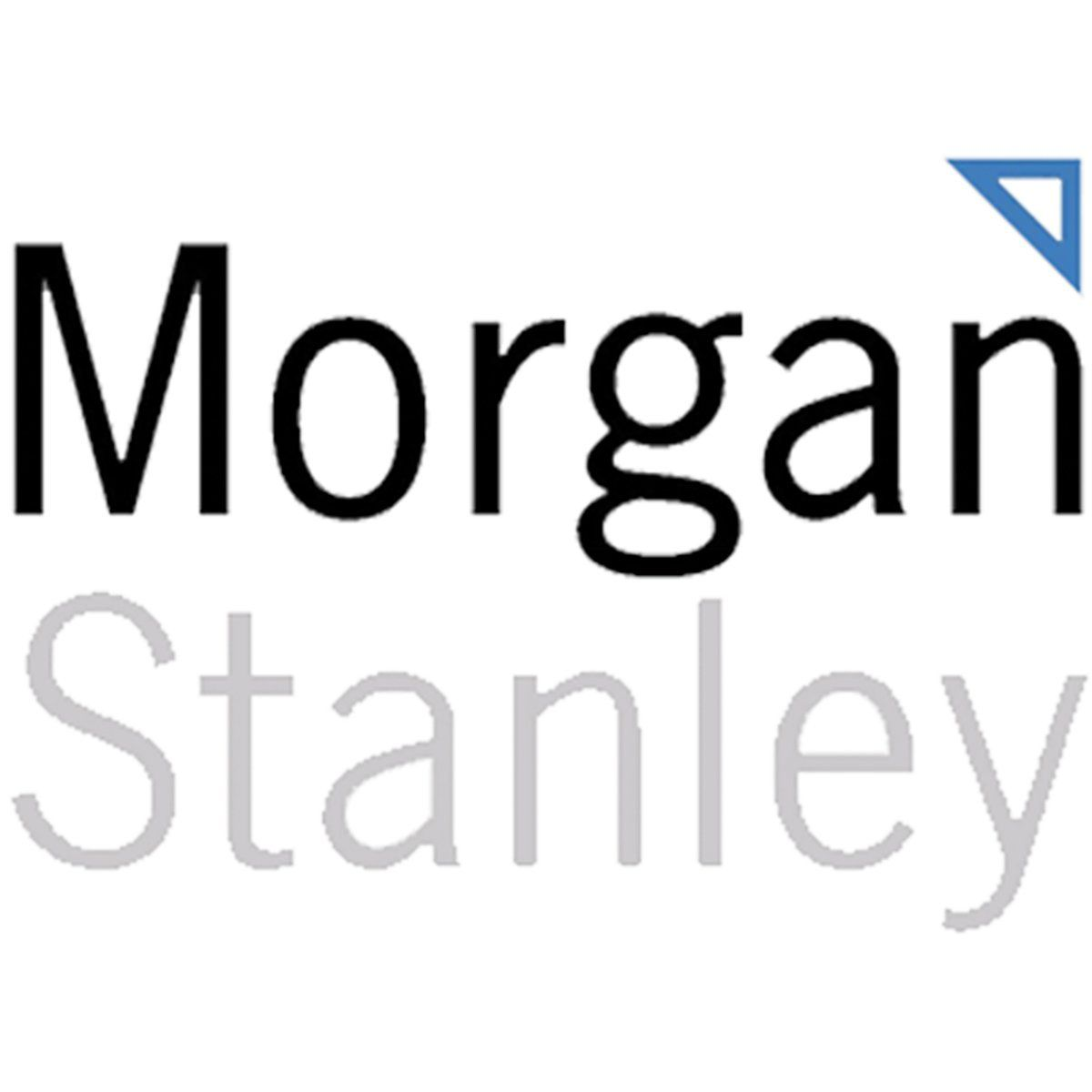 Morgan Stanley Logo - You Like Your Logo, but Do Your Consumers? | Agency News - Ad Age