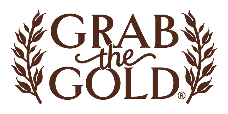 Grab Logo - Grab The Gold - Brand Assets
