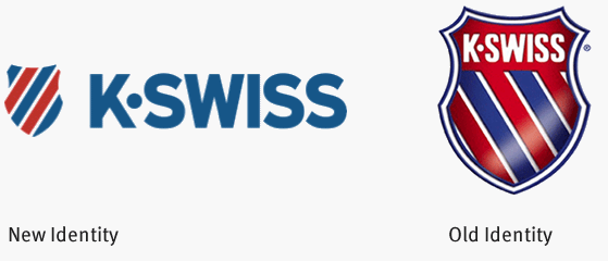 K-Swiss Logo - Cotter Visual | New Slant On K-Swiss Visual Brand