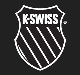 K-Swiss Logo - Music | SPASHION
