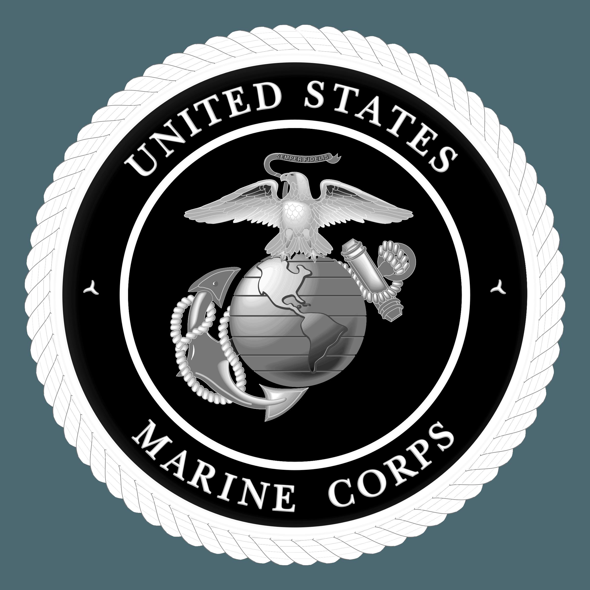 USMC Logo - LogoDix
