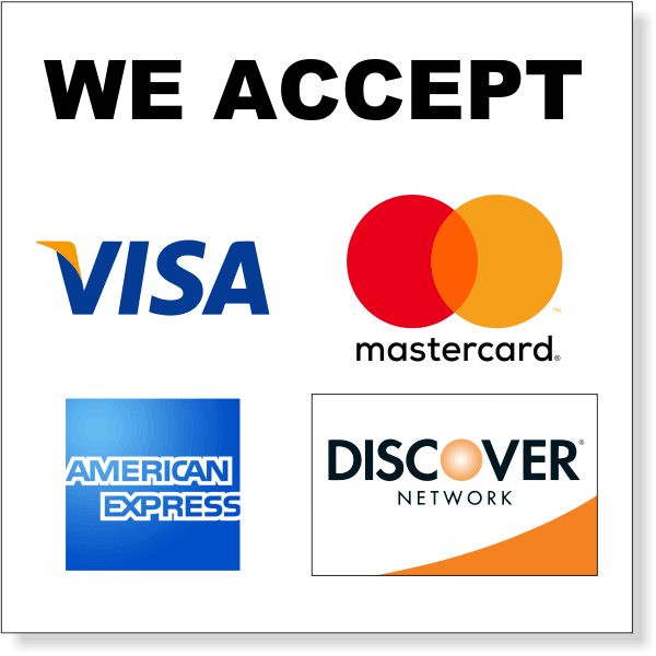 image about We Accept Credit Card Signs Printable identify Sq. Credit score Card Symbol - LogoDix
