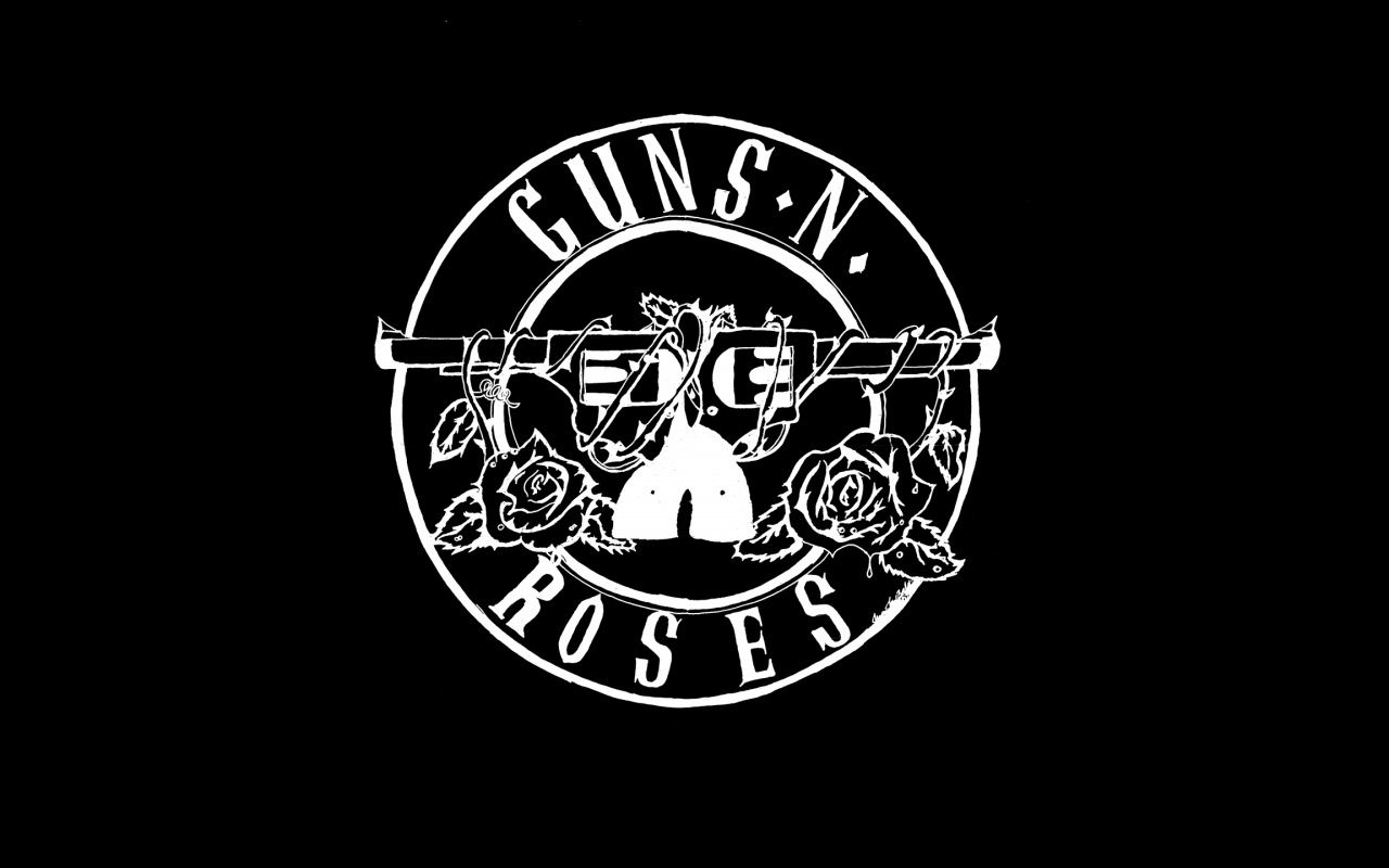 Guns N' Roses Logo - Guns N'Roses Logo, Guns N'Roses Symbol Meaning, History and Evolution
