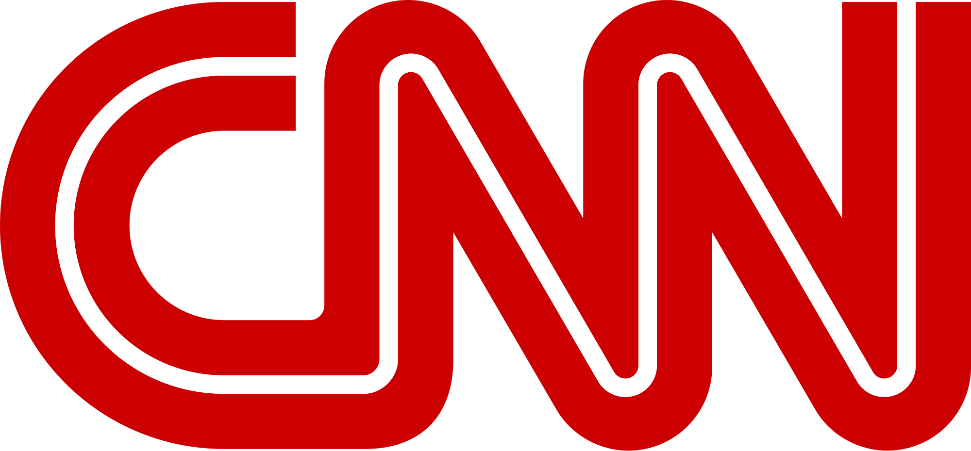 CNN Logo - File:CNN.svg - Wikimedia Commons