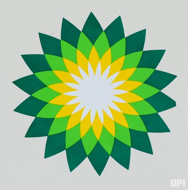 Gas Station Logo - BP Gas Station logo - UPI.com