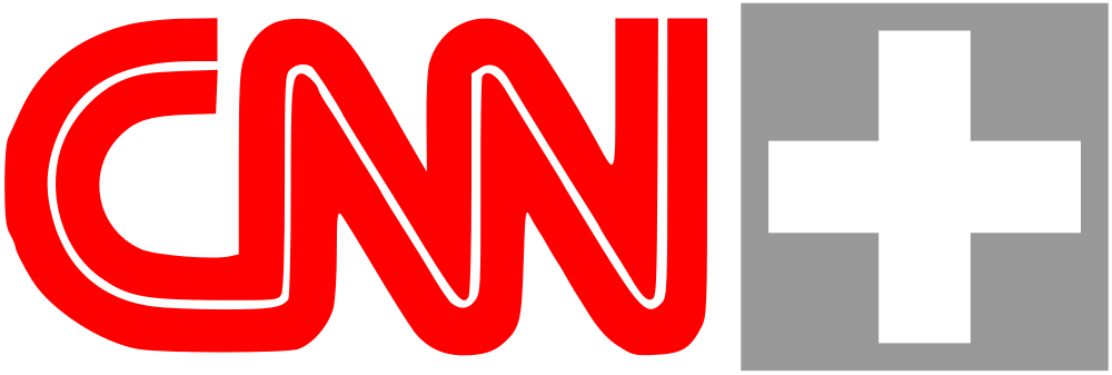 CNN Logo - File:CNN+ logo.svg - Wikimedia Commons