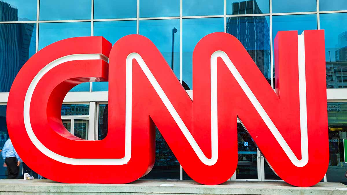 CNN Logo - Bozell & Graham: CNN host proclaims 'national emergency ...