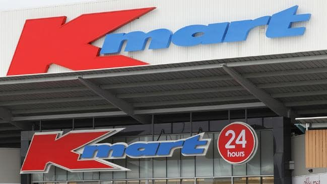 Kmart Logo - Kmart: How Coles rebranding decision almost killed discount chain