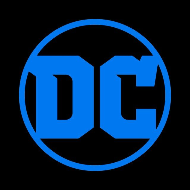 DC Logo - DC Entertainment — Story — Pentagram