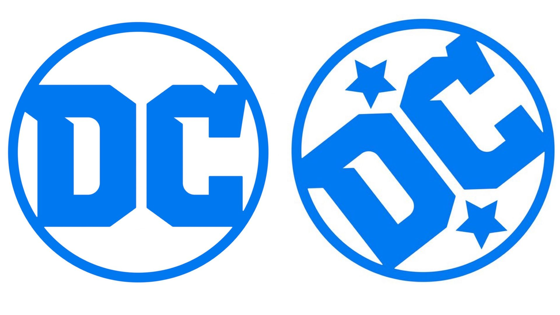 DC Logo - Fan Improves DC Entertainment's New Logo — GeekTyrant
