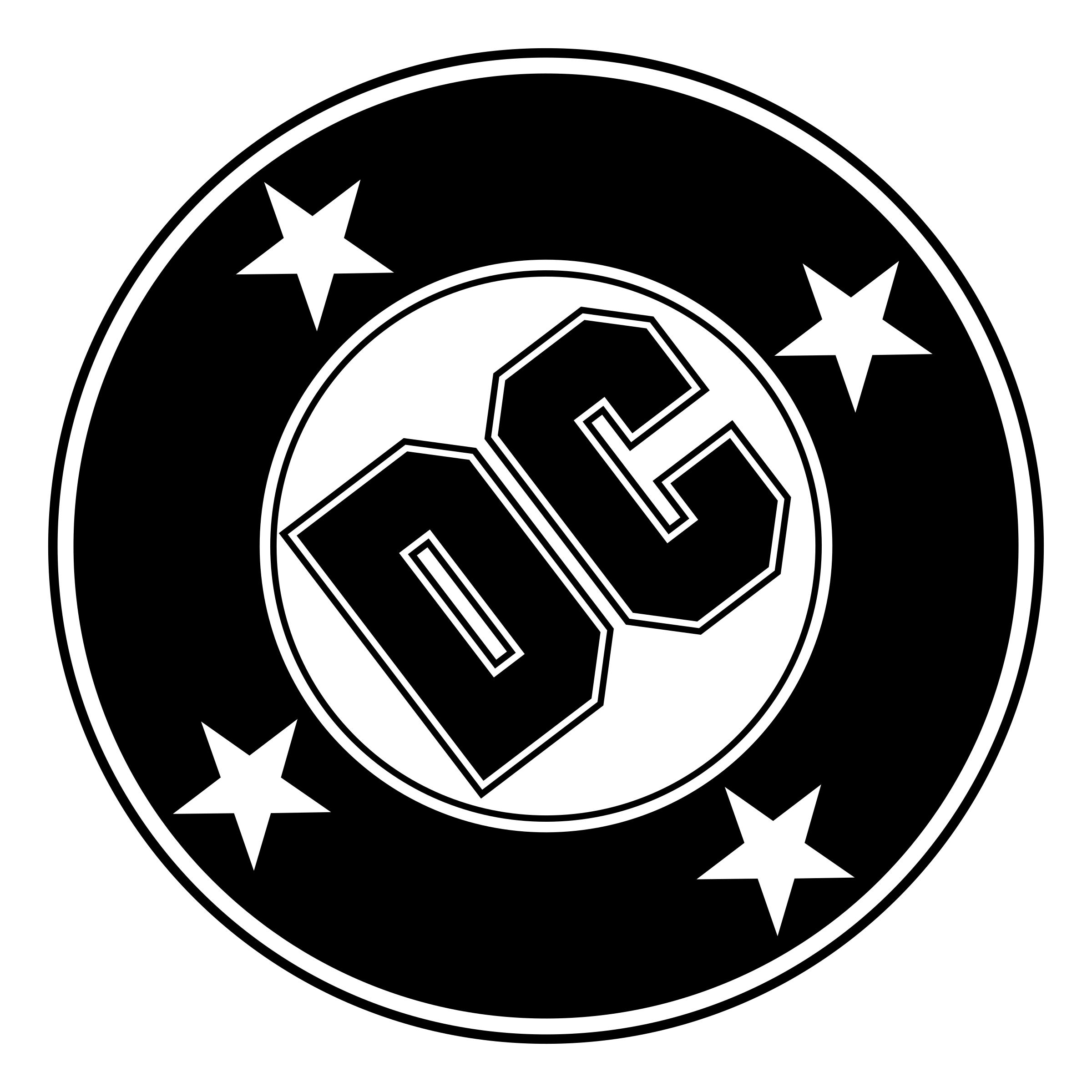 DC Logo - DC Comics Logo PNG Transparent & SVG Vector - Freebie Supply