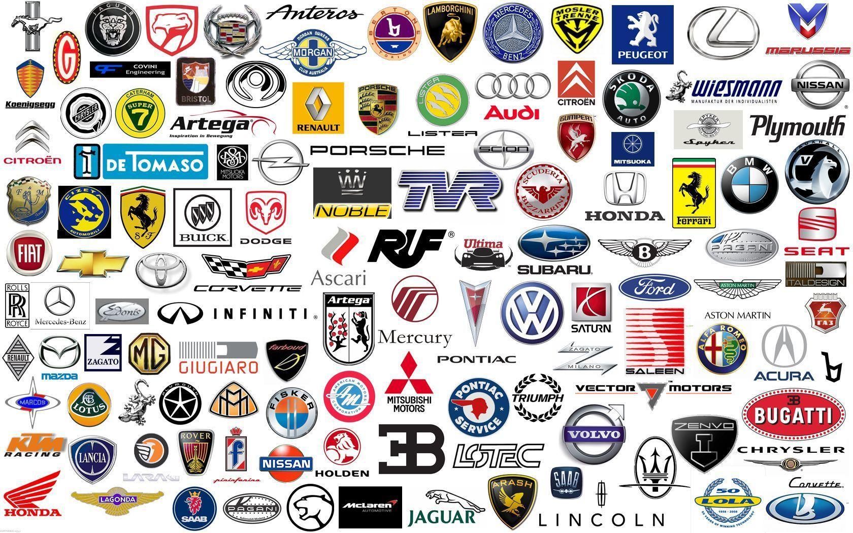 Vintage American Cars Logo Logodix