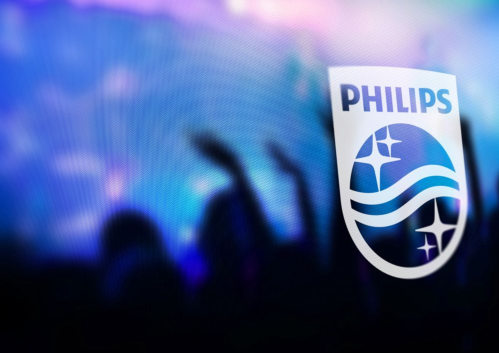 Philips Logo - Brand New: New Logo and Identity by and for Philips
