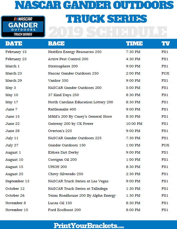 photograph regarding Printable Nascar Schedule identified as Printable NASCAR Brand - LogoDix