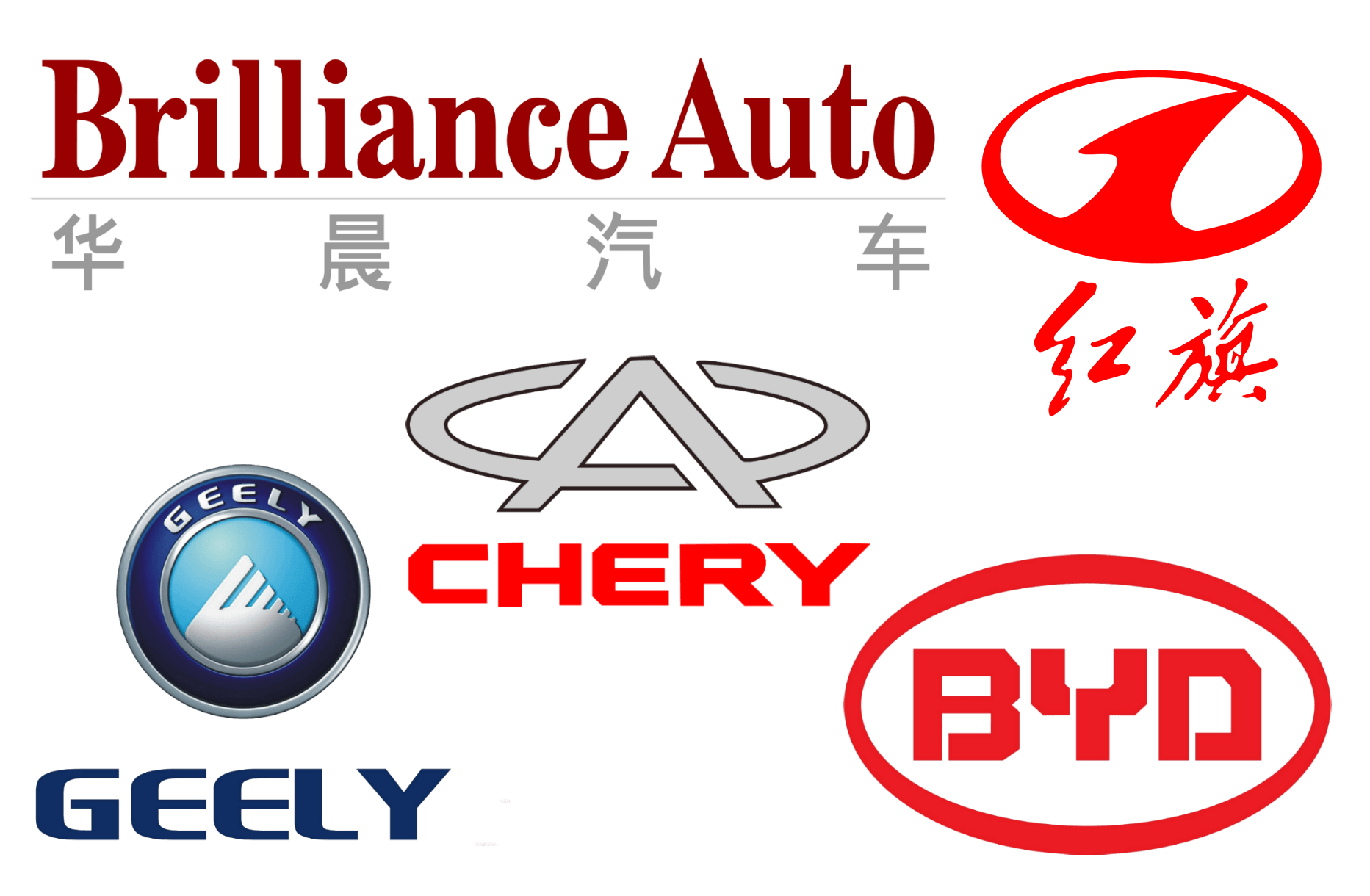 Chinese Car Brands Logo - Chinese Car Brands, Companies and Manufacturers | Car Brand Names.com