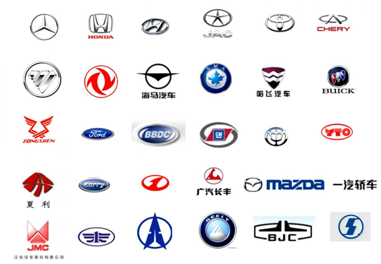Chinese Car Brands Logo - Chinese Car Company Logos | Top Wallpapers