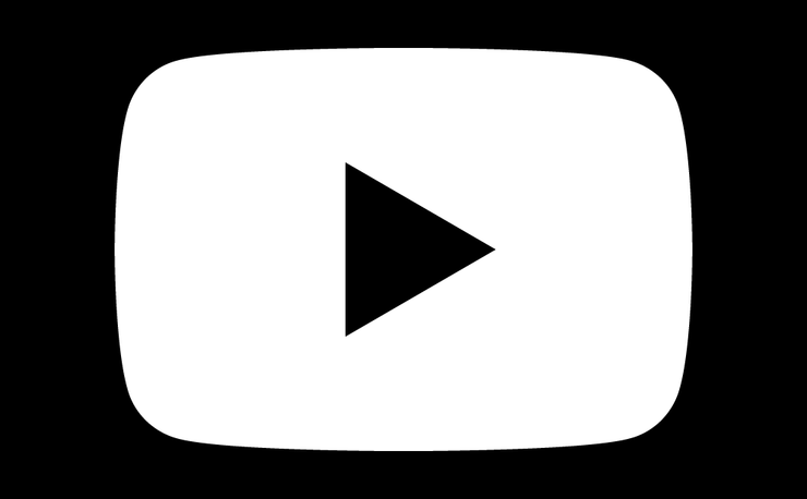 Youtube Black Logo Logodix