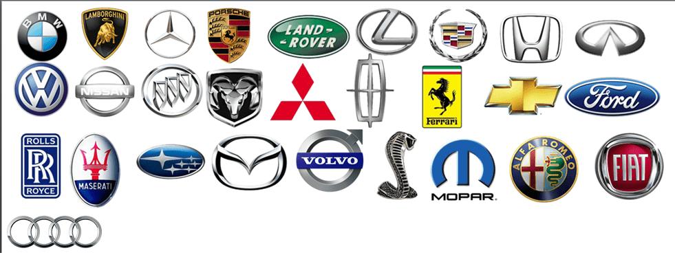 All Sports Cars Logo Logodix