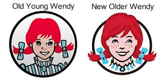 Wendy's Logo - You Are Being Brainwashed 1-The New WENDY'S Logo Is Inverse Satanic ...
