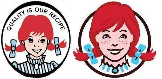 Wendy's Logo - Wendy's Unveils New Logo; Still Looks Like Prince Harry In Drag